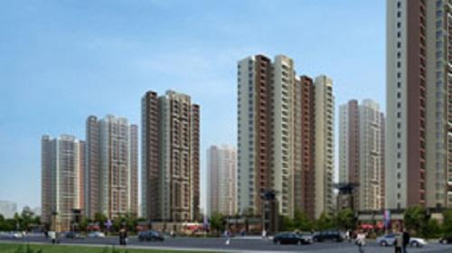 长安西站【滨海新城】4栋花园小区房,首付5成,开发商无条件分期