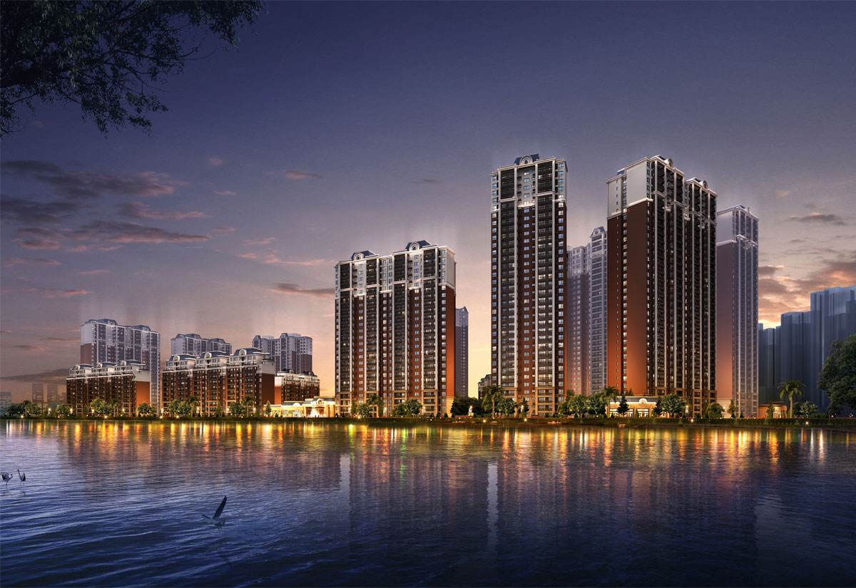 惠州新圩小产权房【绿洲御园】两栋统建楼均价4600元一平