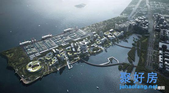 宝安西乡商品房【前海•领域中心城】正规红本公寓,均价4.98万起