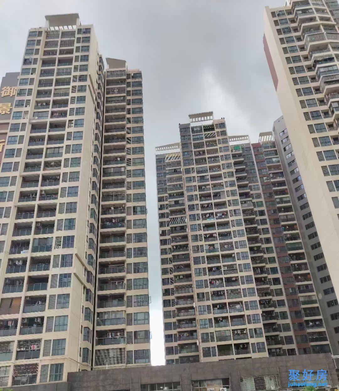 宝安沙井花园小区小产权房【南环花园】开发商统建楼来了!