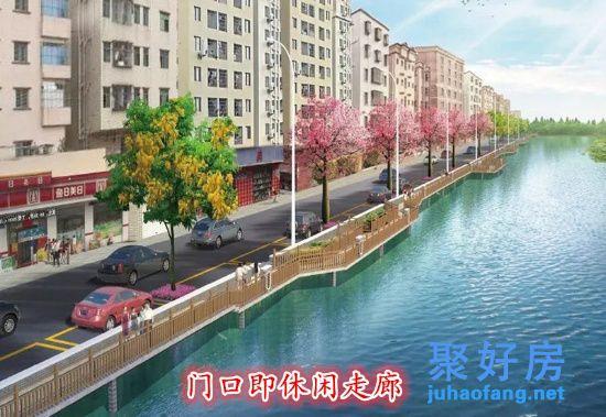 沙井一桥之隔,长安小产权房【滨海湾家园】两栋规模,超低价5880元/㎡起