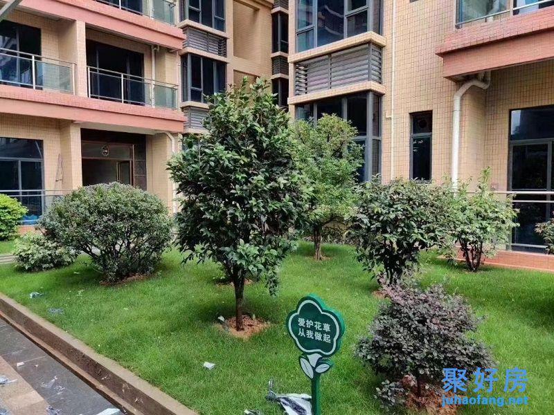 茶山小产权房【城市花园】五栋大型花园房,均价6380元一平,分期8年