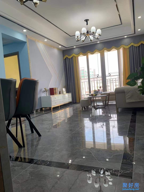 长安4栋大型花园小区豪宅【滨海湾-福锦花园】城市旧改CBD核心区,均价5580元/㎡起!