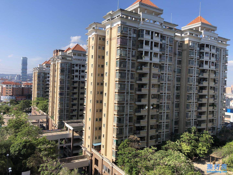 长安中心大型村委统建楼【畔山悦峰】4栋花园社区,价格8380元起一平